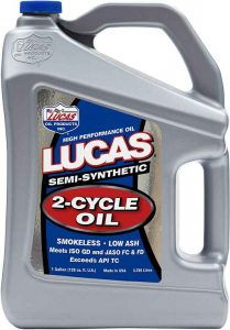 Lucas Oil Semi-Synthetic 2-Cycle Oil