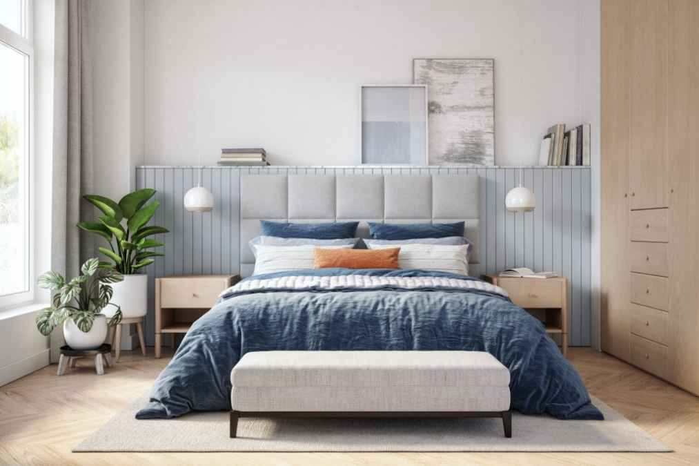 how to feel gap between mattress and bed frame
