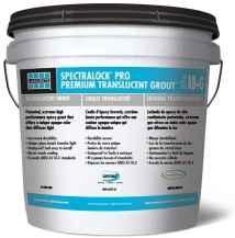 laticrete spectralock pro premium translucent grout